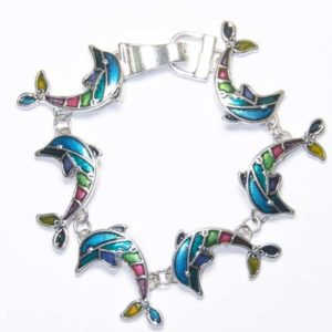 dolphins bracelet