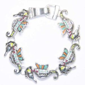 sea horse bracelet