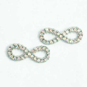 infinity loop earrings