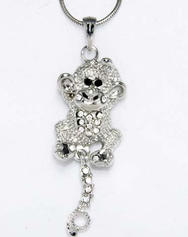 monkey necklace