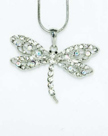 dragonrfly necklace