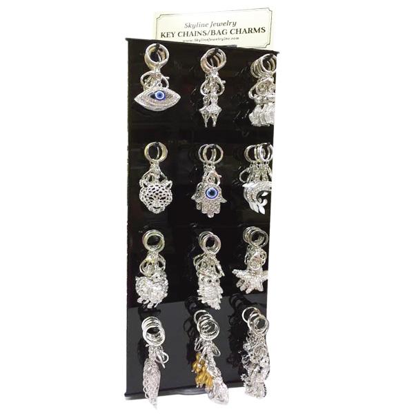 key chains display