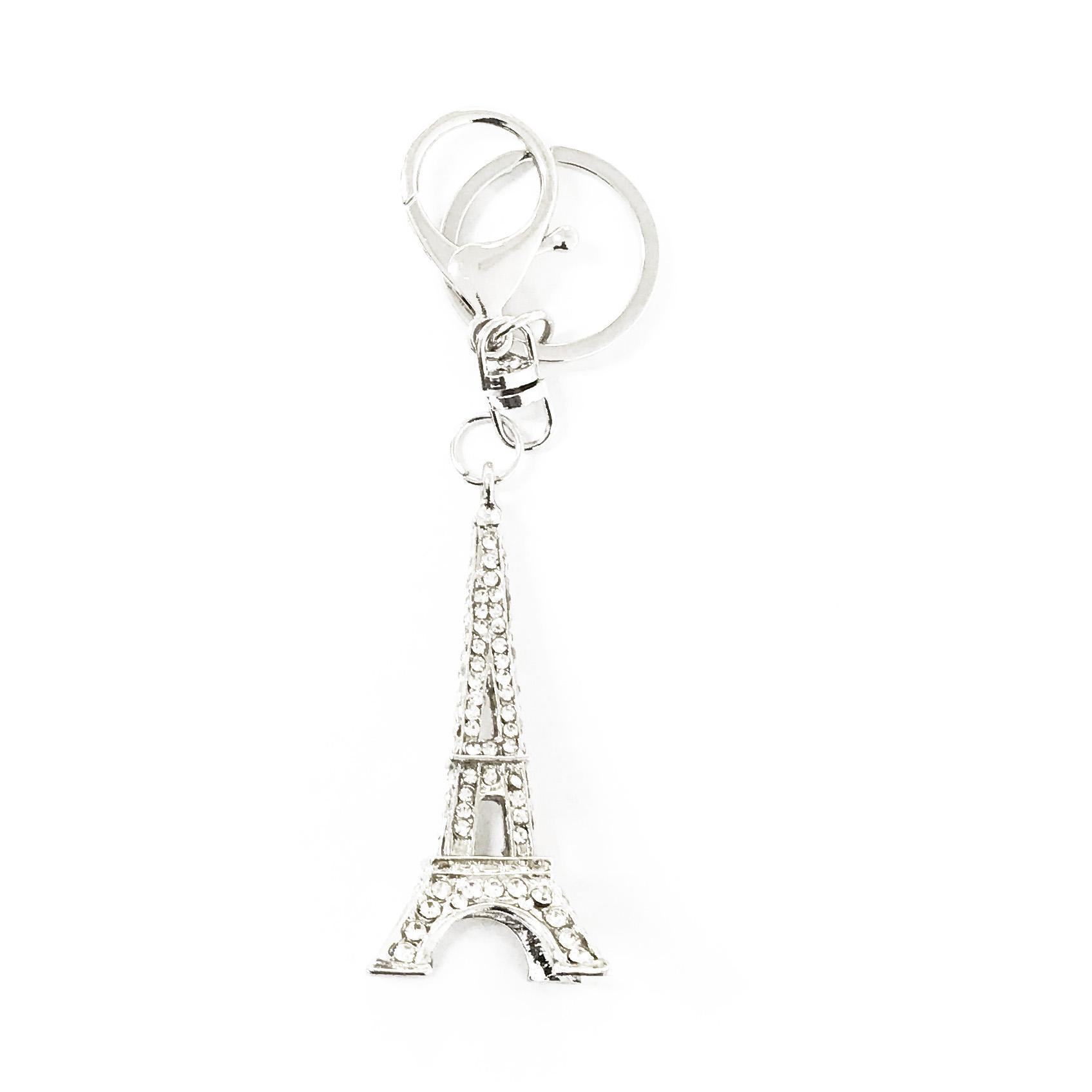 eiffil tower key chain