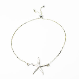 adjustable starfish bracelet